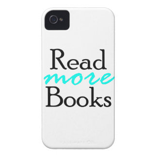 Read More Books iPhone 4 Case-Mate Case