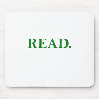 Read Mouse Pad