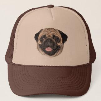 Read My Pugzy Face Trucker Hat