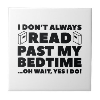 Read Past My Bedtime Tile