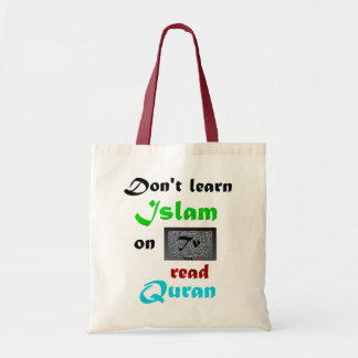 Read Quran for learning Islam