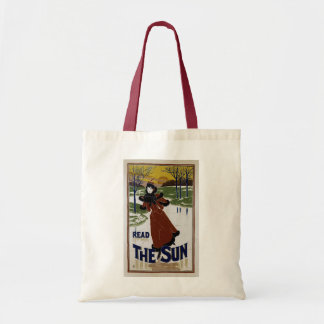 Read The Sun Tote Bag