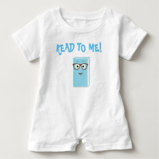 Read to Me! Romper