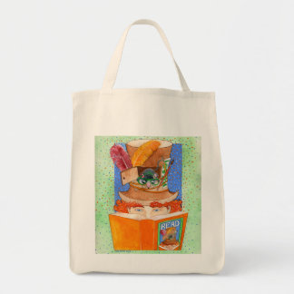 """READ"" Tote Bag"