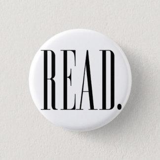 Read (Ver 1) 1 Inch Round Button