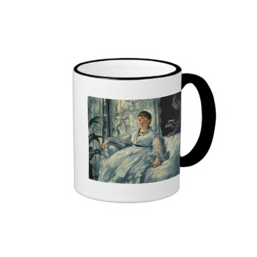 Reading, 1865 coffee mug