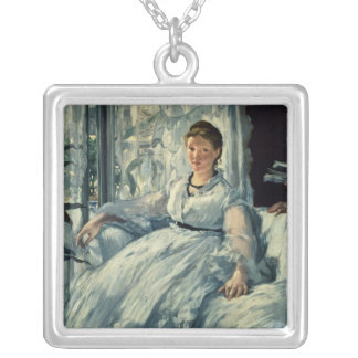 Reading, 1865 custom necklace