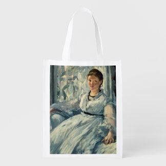 Reading, 1865 grocery bag