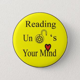 Reading 2 Inch Round Button