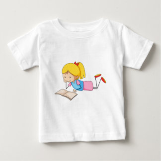 Reading Baby T-Shirt