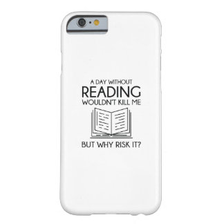 Reading Barely There iPhone 6 Case