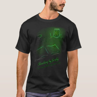 Reading by Firefly - Men's T-Shirt