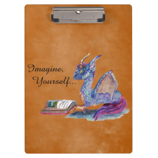 Reading Dragon Clipboards