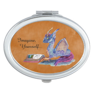 Reading Dragon Compact Mirrors