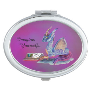 Reading Dragon Makeup Mirrors