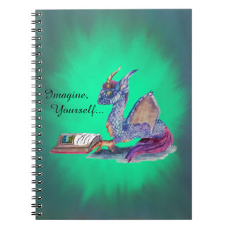 Reading Dragon Notebook