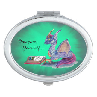 Reading Dragon Travel Mirrors