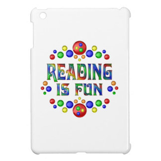 Reading is Fun Cover For The iPad Mini