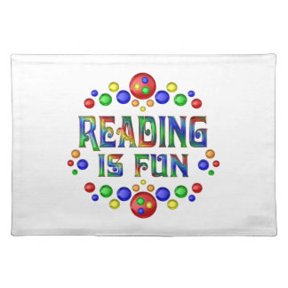 Reading is Fun Placemat