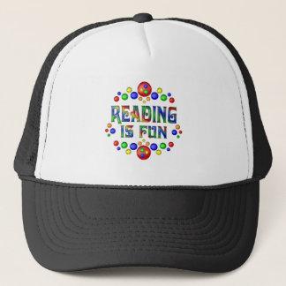 Reading is Fun Trucker Hat