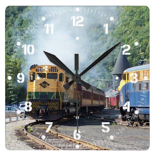 Reading Lines ALCO C-630 #5308 Wall Clocks