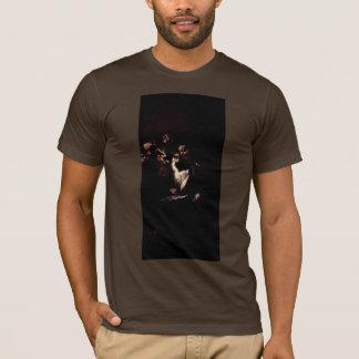 "Reading Men "" By Francisco De Goya T-Shirt"