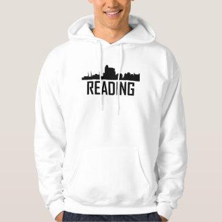 Reading Pennsylvania City Skyline Hoodie