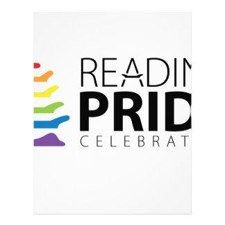 Reading Pride Letterhead