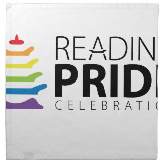 Reading Pride Napkin