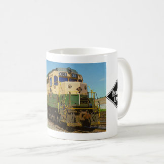 Reading Railroad GP-30 #3601 Coffee Mug