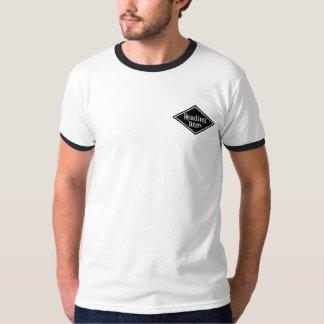 Reading Railway System Map & Logo Ringer T-Shirt