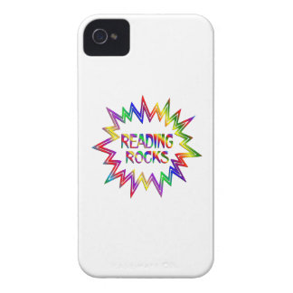 Reading Rocks iPhone 4 Covers