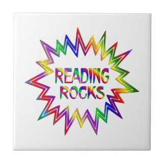 Reading Rocks Tile