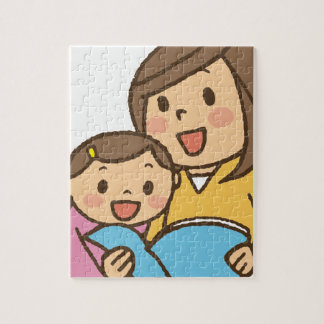 Reading Together Jigsaw Puzzle