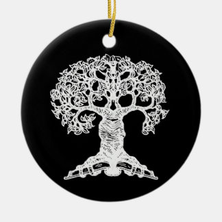Reading Tree - gift ornament