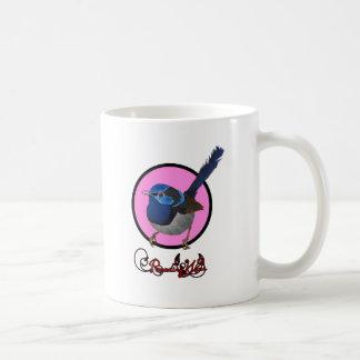Reading Wren Logo Classic White Coffee Mug