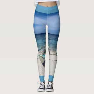 Ready and Waiting Leggings