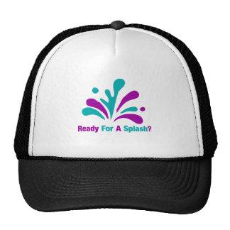 Ready For A Splash Trucker Hat