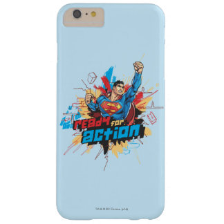 Ready for Action Barely There iPhone 6 Plus Case