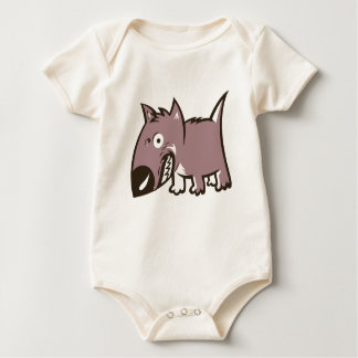 Ready For Anything - Organic Baby Bodysuit