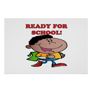 Ready For School 2 Posters