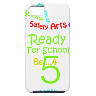 Ready for School B4Five - Apple iPhone 5 Case