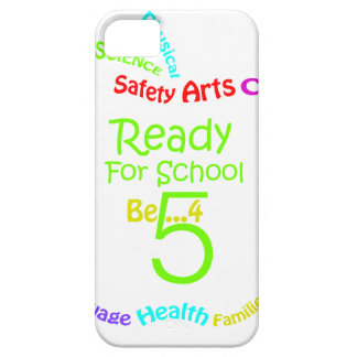 Ready for School B4Five - Apple iPhone 5 Covers
