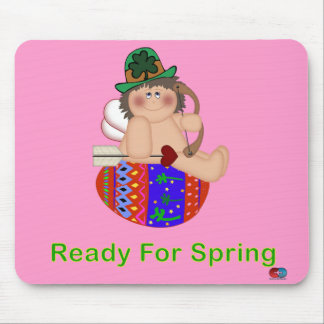 Ready For Spring Mouse Pad