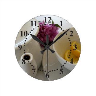 ready for tea clocks