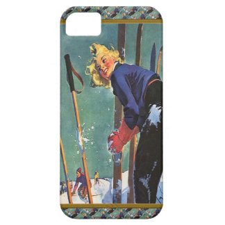 Ready for the piste iPhone 5 covers