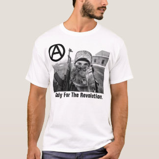 ready for the revolution t-shirt