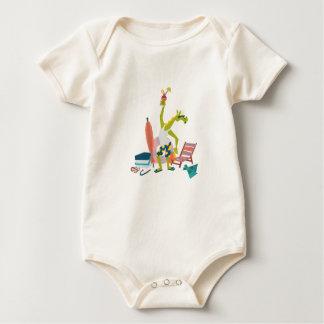Ready For Unicorn Summer Baby Bodysuit