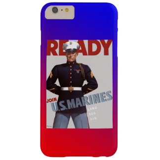 Ready Join U.S. Marines Phone Case