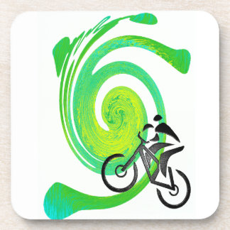 READY MY RIDE DRINK COASTERS